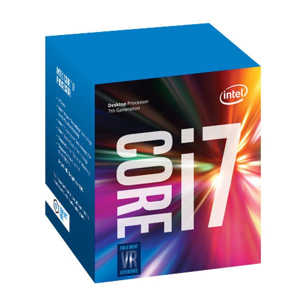 پردازنده مرکزی اینتل سری Kaby Lake مدل Core i7-7700