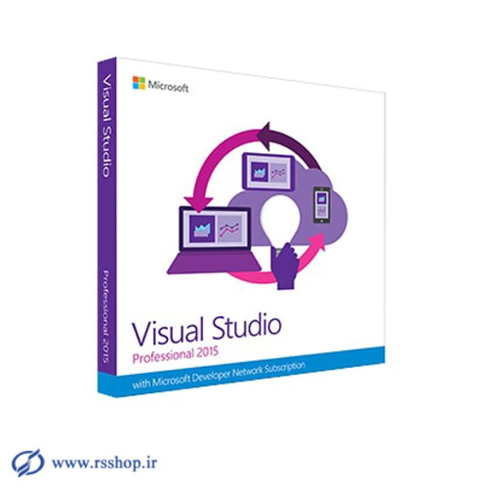Visual Studio 2015 Pro