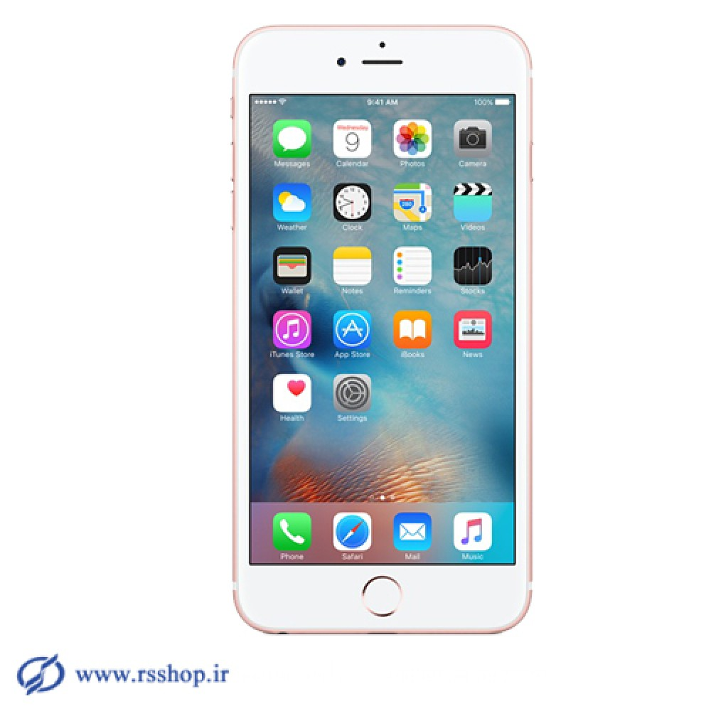 Apple iPhone 6S Silver - 16GB