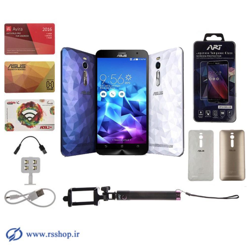 ASUS ZenFone 2 Plus Deluxe