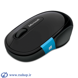 Microsoft mouse wireless sculpt comfort black