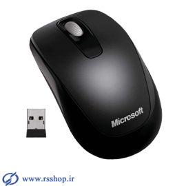 Microsoft Mouse MS Wireless Mobile Mouse 1000