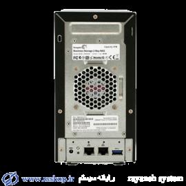 Seagate Business Storage 2-Bay NAS - 4TB