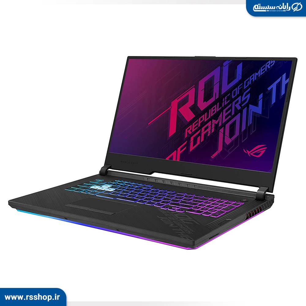 Asus ROG G712LU 2020