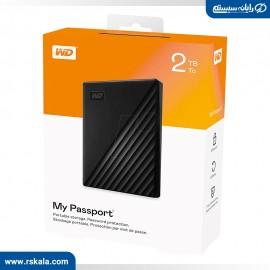 WD My Passport 2TB